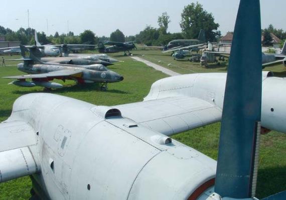 Repülőmúzeum Szolnok