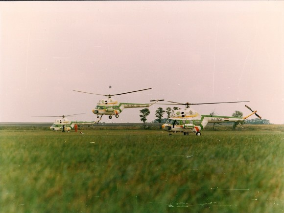 Aerocaritas-flotta