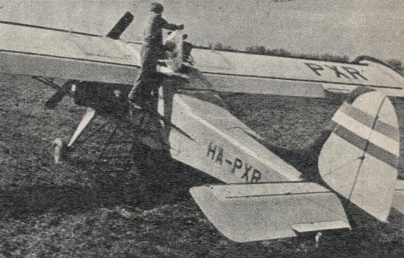 HA-PXR 1969-ben