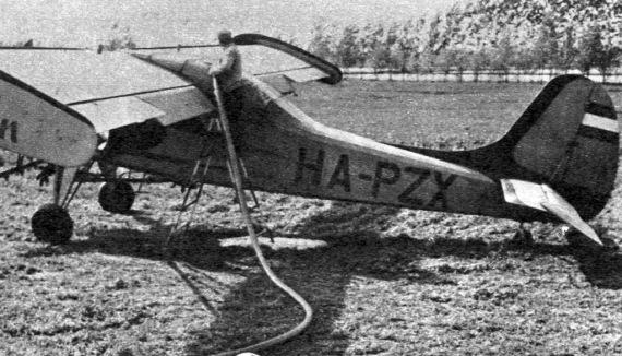 HA-PZX 1970-ben