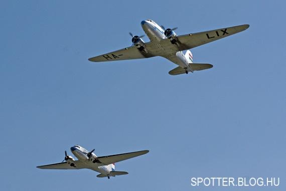 Li-2 és DC-3