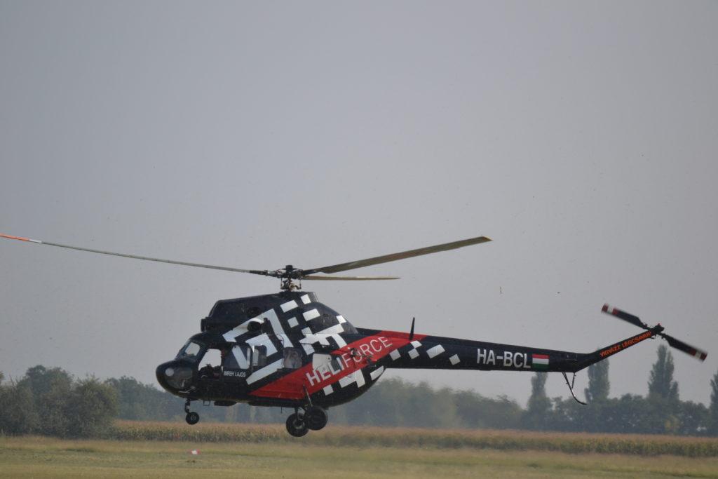 Mi-2 helikopter